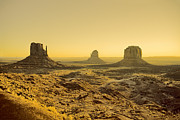 Douglas Barnard - Monument Valley -Early...