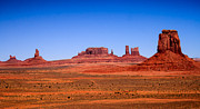 Old West Photos - Monument Valley II by Robert Bales