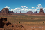 M Chris Brandt - Monument Valley