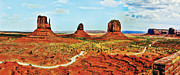 Bob Johnston - Monument Valley Mittens...