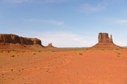 Monument Valley Navajo Tribal Park Print by Christine Till