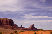 Ron Pettitt Prints - Monument Valley Print by Ron Pettitt