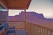 Steve Ohlsen - Monument Valley - Room with a View