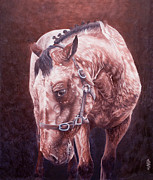 Pauline Sharp - Moody Appaloosa