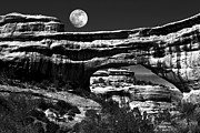 Paul W Faust -  Impressions of Light - Moon Arch