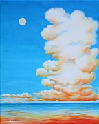 Carol Sabo - Moon Clouds