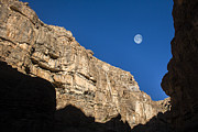 All - Moon over cliff by Hitendra SINKAR