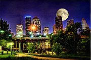 Lester Phipps - Moon Over Houston