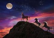 Melinda Hughes-Berland - Moon struck