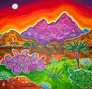 Rachel Houseman - Moon Valley View