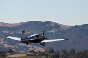 Low Wing Photo Posters - Mooney on the Rise Poster by John Ferrante