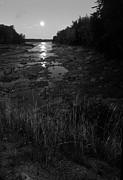 Harold E McCray - Moonlight II - Maine