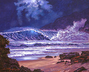 David Lloyd Glover - Moonlight Over Makena...