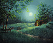 Gary Adams - Moonlight Serenity