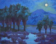 Diane McClary - Moonlight Thousand Palms