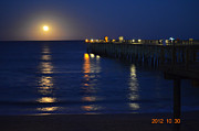 Sodi Griffin - Moonrise in Flagler Beach