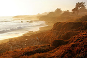 Moonstone Prints - Moonstone Beach Cambria 2 Print by Michael Rock