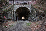 Presence Prints - Moonville Tunnel Print by Dale Kincaid