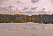 Susan Crossman Buscho - Moose Lake Reflections