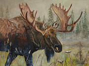 Alvin Hepler - Moose On The Move