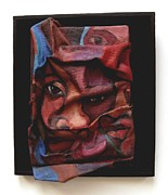 African American Sculptures - More Than Skin Deep 9 by Joyce Owens