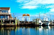 Cindy Croal - Morehead City Dock