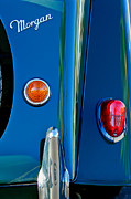Autos Art - Morgan Taillight by Jill Reger