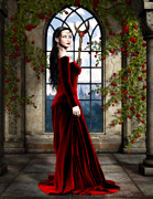 Morgana Print by Melissa Krauss