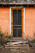 Doug Oglesby Acrylic Prints - Mormon Row Door Acrylic Print by Doug Oglesby