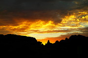 Sun Rise Prints - Morning At Arches National Park Print by Jeff  Swan