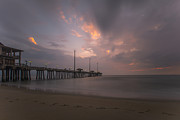 Dan Friend - Morning at Jennette Pier