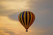 Brenda Giasson - Morning  Balloonist