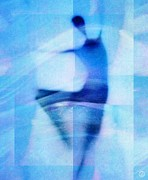 Gun Legler Digital Art - Morning dance by Gun Legler