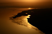 Ganga Photos - Morning Gold by Rohit Chawla