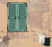Genoa Metal Prints - Morning hangout  Metal Print by A Rey