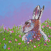 Dorothy Jenson - Morning Hare