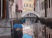Steven Fleit - Morning in Venice 3