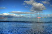Kelly Wade - Morning Lahaina Harbor