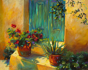 Chris Brandley Paintings - Morning Light by Chris Brandley