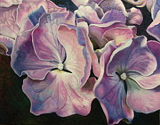 Morning Flower Prints - Morning Light Print by Joyce Hutchinson