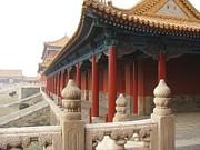 Alfred Ng - morning mist in forbidden city