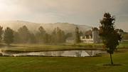 Charles Kozierok - Morning Mist on the Farm