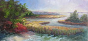 Susan Richardson - Morning on the Marsh