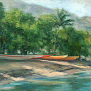 Stacy Vosberg - Morning Paddle