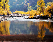 William Havle - Morning Reflections of Fall