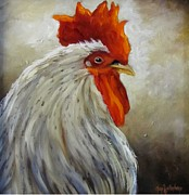 Cheri Wollenberg - Morning Rooster