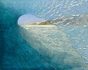 Wave Art - Morning View by Nathan Ledyard