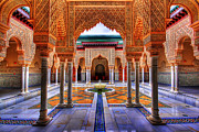 Sham Osman - Moroccan Palace - HDR
