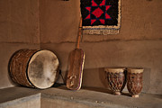 Moroccan Photos - Moroccan traditional instruments by Ivan Slosar