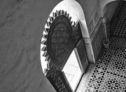 Chuck Kuhn - Morocco Door BW